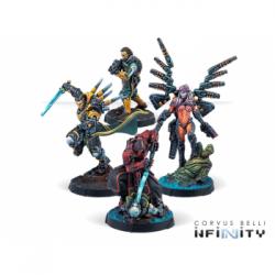 Infinity - Betrayal Characters Pack - EN