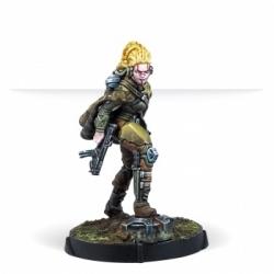 Infinity Aïda Swanson, Submondo Smuggler (Submachine Gun) - EN