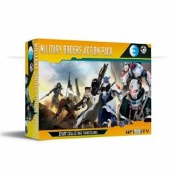 Infinity Military Orders Action Pack - EN