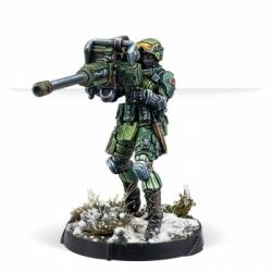 Infinity: TankHunters (Autocannon) - EN