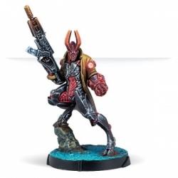 Infinity CodeOne: Agent Dukash (MULTI Rifle) - EN