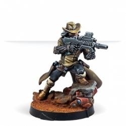 Infinity: Wild Bill, Legendary Gungslinger (Contender) - EN