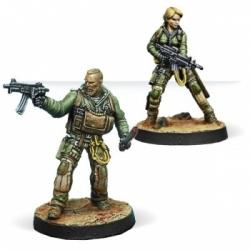 Infinity: 6th Airborne Ranger Reg. REPACKAGING - EN