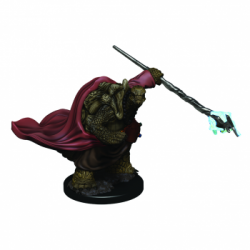 D&D Icons of the Realms Premium Figures: Male Tortle Monk (6 Units)
