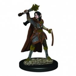 D&D Icons of the Realms Premium Figures: Female Elf Cleric (6 Units)