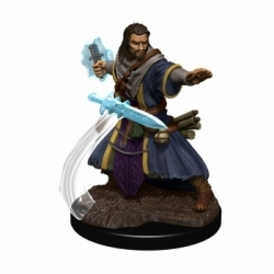 D&D Icons of the Realms Premium Figures: Human Wizard Male (6 Units) - EN