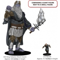 D&D Icons of the Realms Set 5: Storm King's Thunder - Booster Brick (8 Boosters)