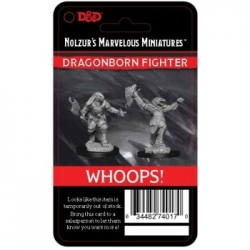 D&D Nolzur's Marvelous Miniatures Wave 11 - Retail Reorder Cards