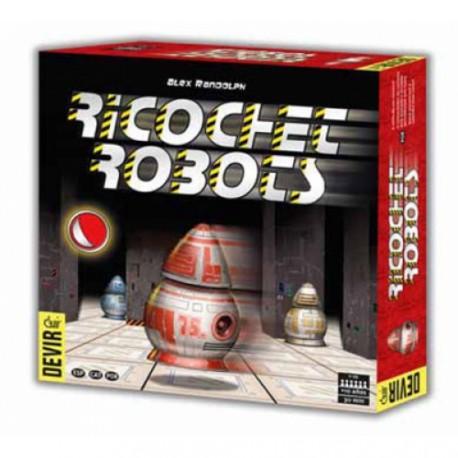 Juego estratégico de robots en miniatura