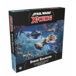 FFG - Star Wars X-Wing 2.Ed. - Epische Schlachten - DE