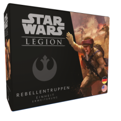 Star Wars: Legion ' Rebellentruppen - DE