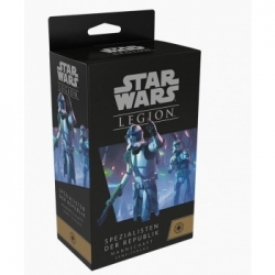 Star Wars: Legion - Spezialisten der Republik - DE