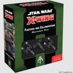 Star Wars: X-Wing 2.Ed. - Gesuchte + Kollaborateure Erweiterungspack - DE