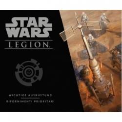 Star Wars: Legion - Wichtige Ausrüstung Erweiterung DE/IT