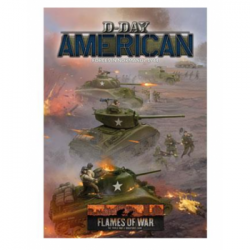 Flames Of War - D-Day: American - EN