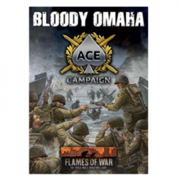 Flames of War - Bloody Omaha Ace Campaign Card Pack - EN