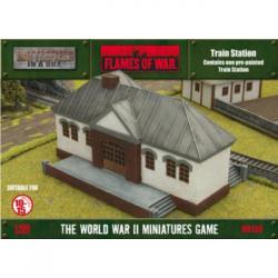 Battlefield In A Box - Train Station