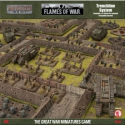 Battlefield In A Box - Trenchline System