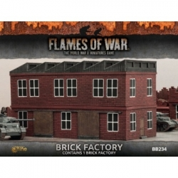 Battlefield in a Box - Factory (x2 floors plus roof)