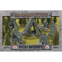 Battlefield in a Box - Rock Outcrops