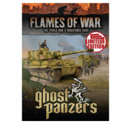 Flames of War - Ghost Panzer Unit Cards - EN