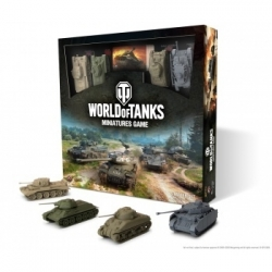 World Of Tanks Miniatures Game - DE