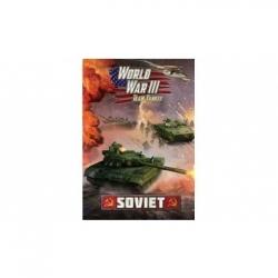 World War III Team Yankee - WWIII: Soviets (100p HB A4)