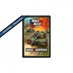 World War III Team Yankee - West German Gaming Tin