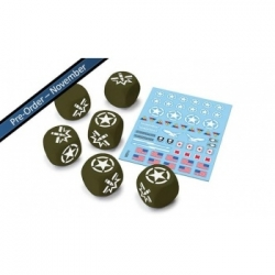 World of Tanks - U.S.A. Dice and Decals