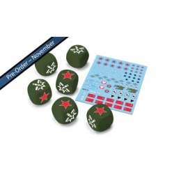 World of Tanks - U.S.S.R. Dice and Decals