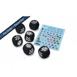 World of Tanks - Tank Ace Dice & Decals