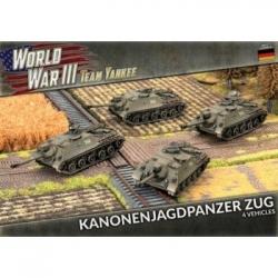WWIII: Kanonenjagdpanzer Zug - EN