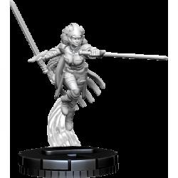 Marvel HeroClix Deep Cuts Unpainted Miniatures: Warbird (4 Units) - EN