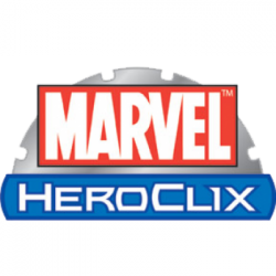 Marvel HeroClix: Black Widow Movie - Black Widow with Motorcycle - EN