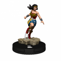 DC Comics HeroClix: Wonder Woman 80th Anniversary Play at Home Kit - EN