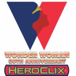 DC Comics HeroClix: Wonder Woman 80th Anniversary Dice and Token Pack - EN