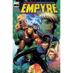 Marvel HeroClix: Avengers Fantastic Four Empyre Booster Brick - EN