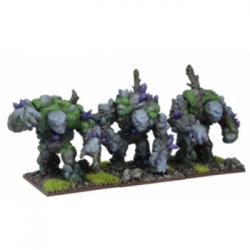 Kings of War - Earth Elemental Regiment - EN