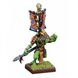 Kings of War - Trident Realm Riverguard Captain - EN