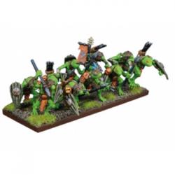 Kings of War - Trident Realm Riverguard Troop - EN