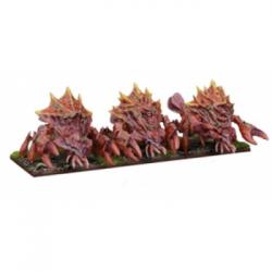 Kings of War - Trident Realm Gigas Regiment - EN