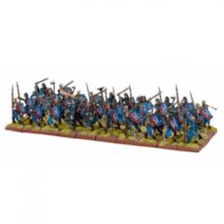 Kings of War - Undead Skeleton Horde - EN