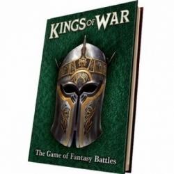 Kings of War 3rd Edition Rulebook - EN