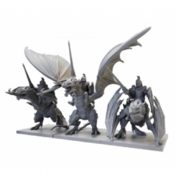 Kings of War - Elf Drakon Riders Regiment - EN