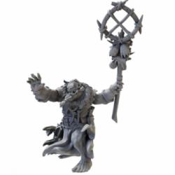 Kings of War - Ogre Warlock (2021) - EN