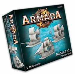 Armada - Basilean Starter Fleet - EN