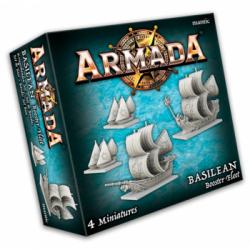 Armada - Basilean Booster Fleet - EN
