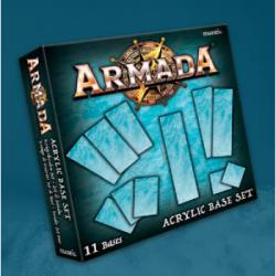 Armada - Acrylic Bases Set - EN