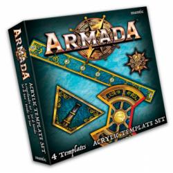 Armada - Acrylic Template set - EN