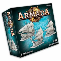 Armada - Orc Starter Fleet - EN
